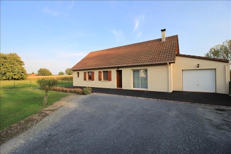 Sale house / villa Mazerolles 184890€ - Picture 1