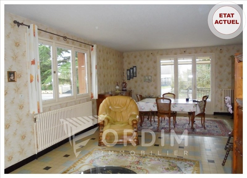 Sale house / villa Beaulieu sur loire 143 000€ - Picture 4