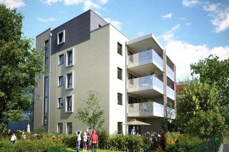 R sidence le malt programme immobilier neuf strasbourg for Residence neuf
