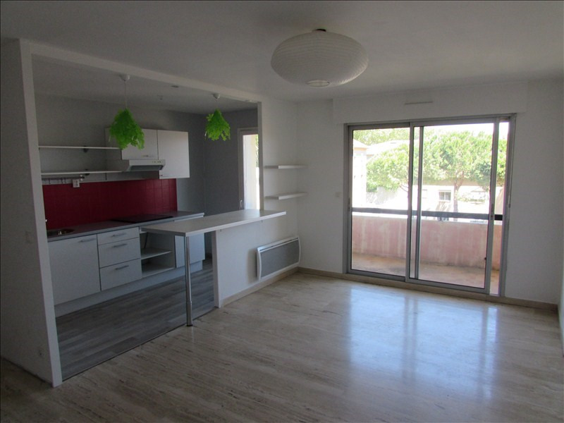 Sale apartment Beziers 93 000€ - Picture 1