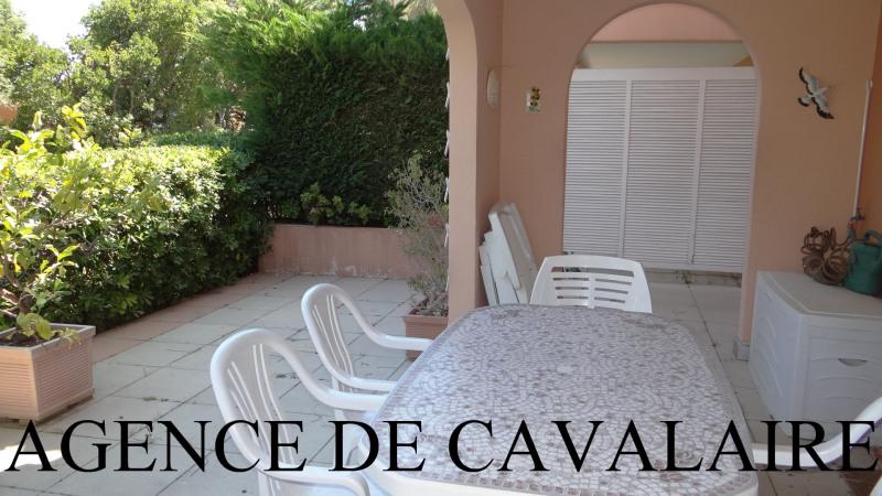 Vente appartement Cavalaire sur mer 429000€ - Photo 1