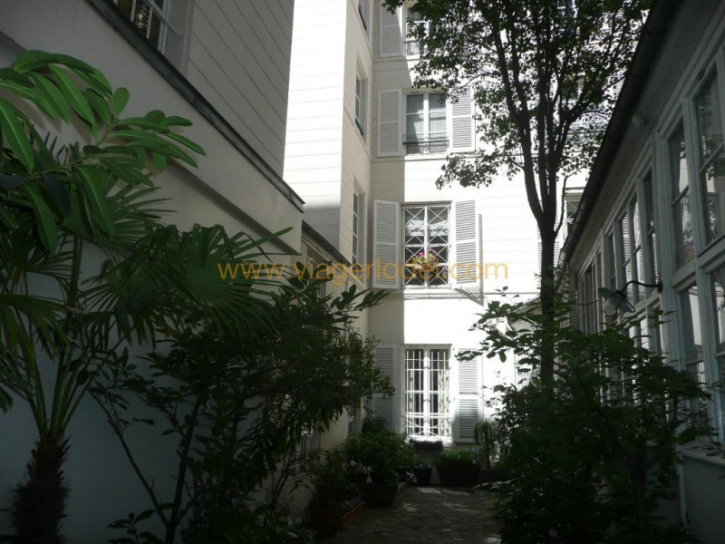 Life annuity apartment Paris 7ème 50000€ - Picture 1