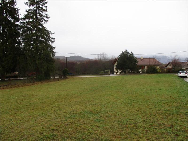 Vendita terreno Varacieux 54000€ - Fotografia 1