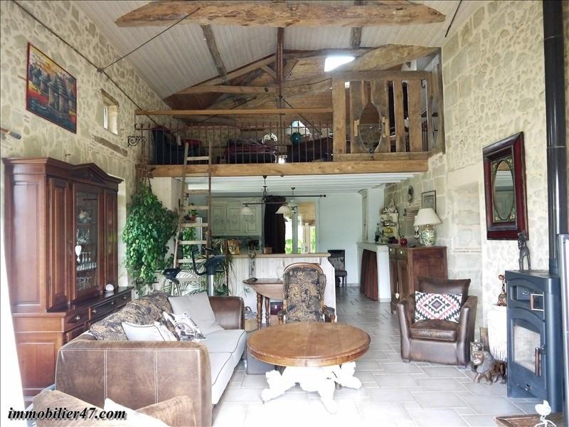 Vente maison / villa Villebramar 319000€ - Photo 2