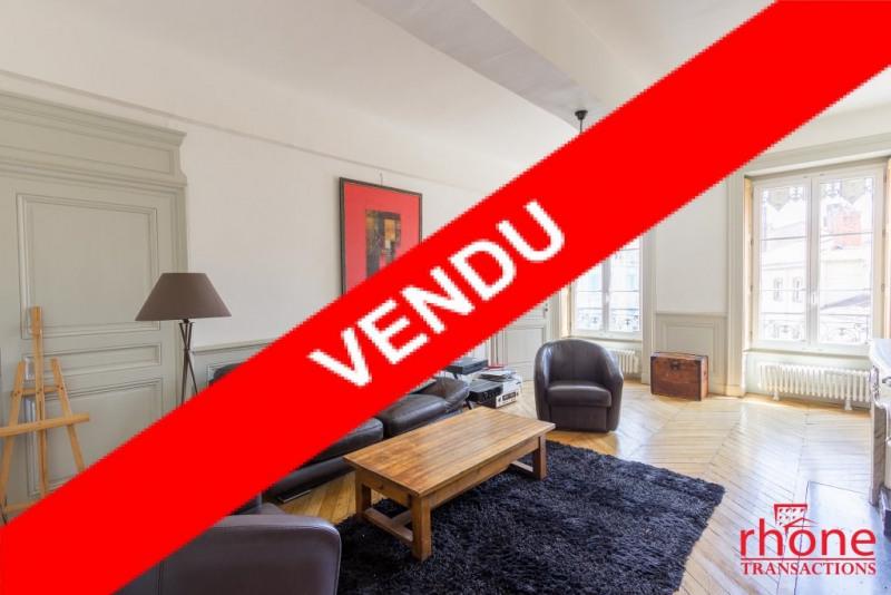 Vente de prestige appartement Lyon 1er 675000€ - Photo 1