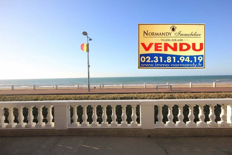 Vente de prestige appartement Villers sur mer 515 000€ - Photo 1