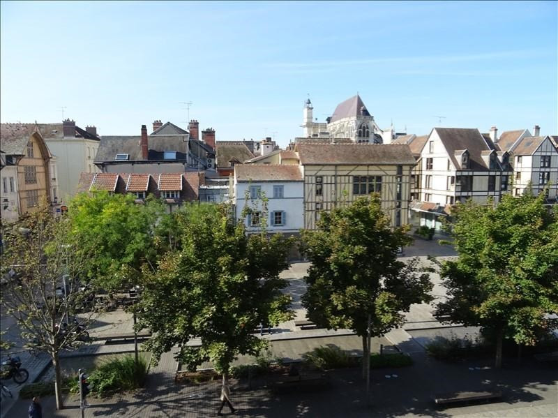 Vente appartement Troyes 117 000€ - Photo 1