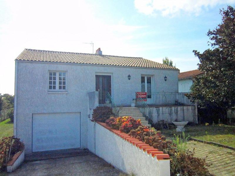 Sale house / villa Saint palais sur mer 257250€ - Picture 1