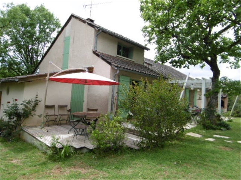 Vente maison / villa Figeac 243 800€ - Photo 1