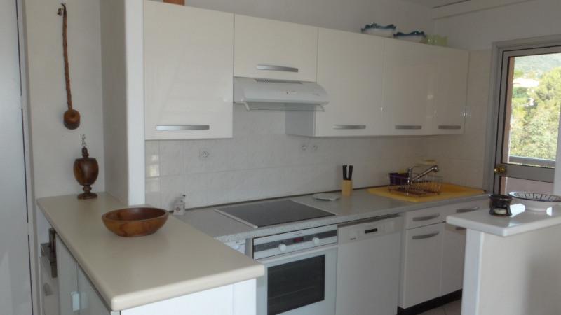 Location vacances appartement Cavalaire 750€ - Photo 8