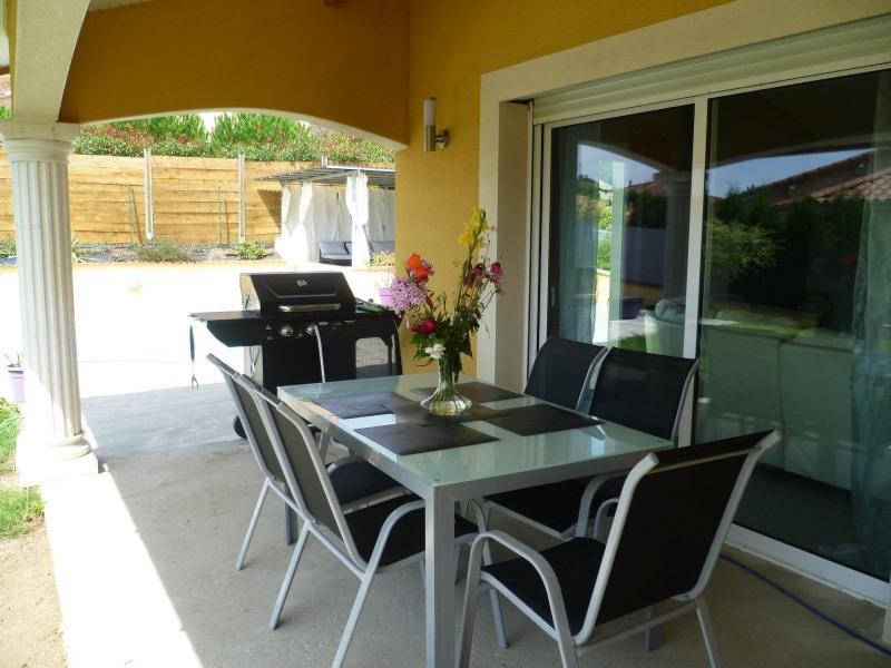 Sale house / villa Bessenay 420000€ - Picture 4