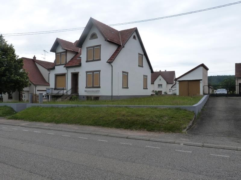 Vente maison / villa Wingen sur moder 199 000€ - Photo 1