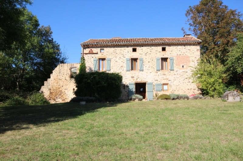 Deluxe sale house / villa Laguepie 275000€ - Picture 8