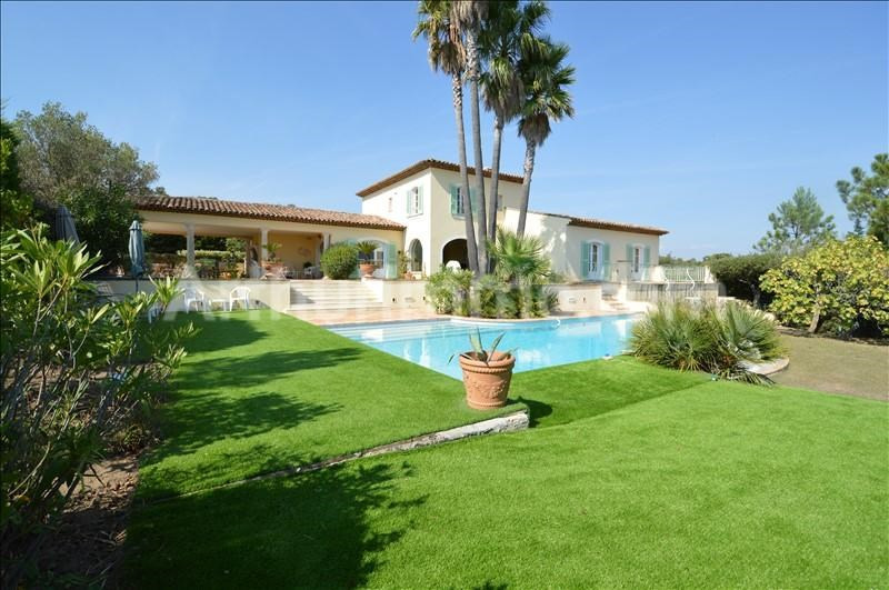 Deluxe sale house / villa St aygulf 1190000€ - Picture 2