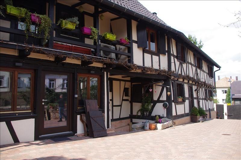 Sale house / villa Vendenheim 490000€ - Picture 1