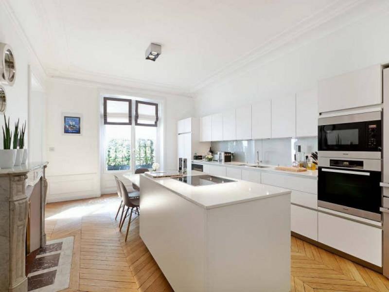 Vente de prestige appartement Paris 16ème 2260000€ - Photo 7