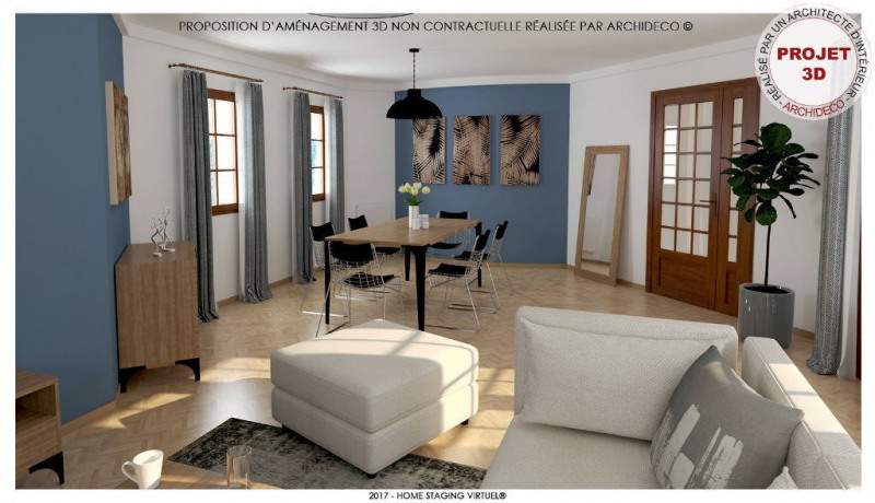 Vente maison / villa Pibrac 440 000€ - Photo 3