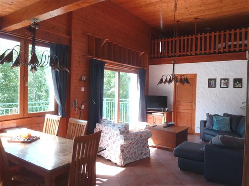 Vente de prestige appartement Morzine 575 000€ - Photo 1