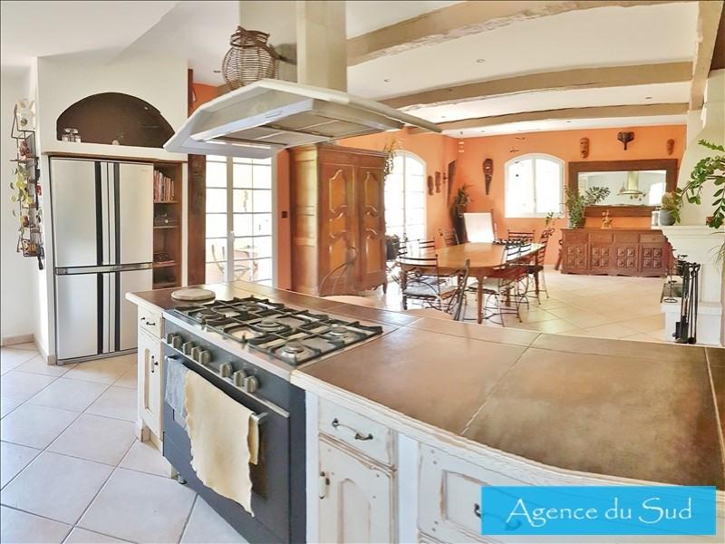 Vente de prestige maison / villa Roquevaire 584000€ - Photo 8