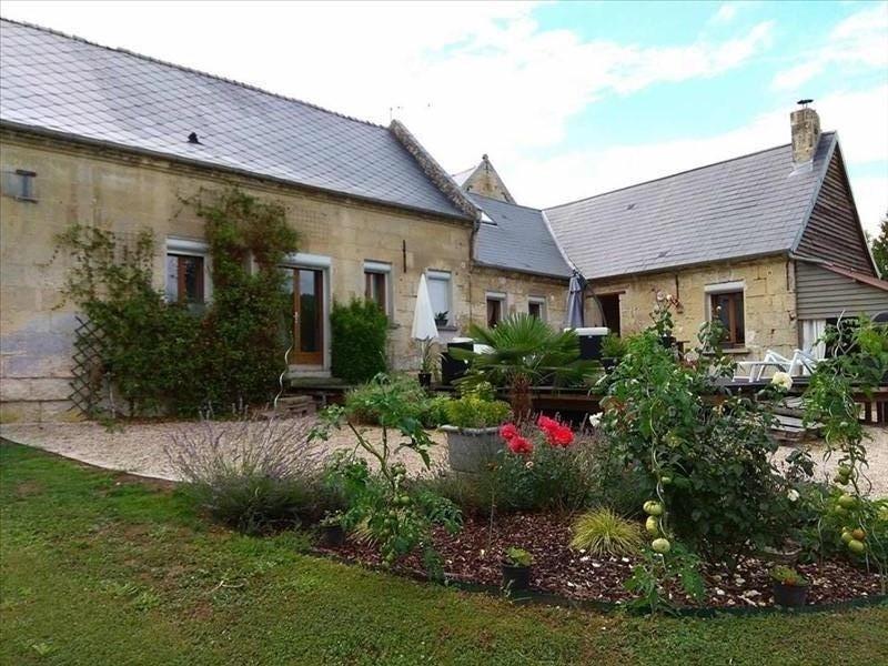 Vente maison / villa Bertaucourt epourdon 283000€ - Photo 1