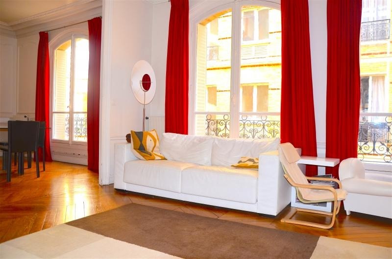 Immobile residenziali di prestigio appartamento Paris 16ème 1225000€ - Fotografia 2