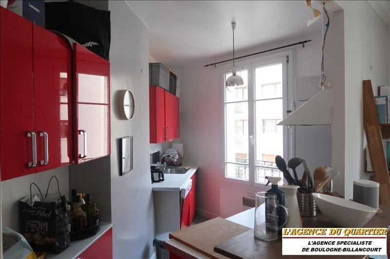 Rental apartment Boulogne-billancourt 1 550€ CC - Picture 3