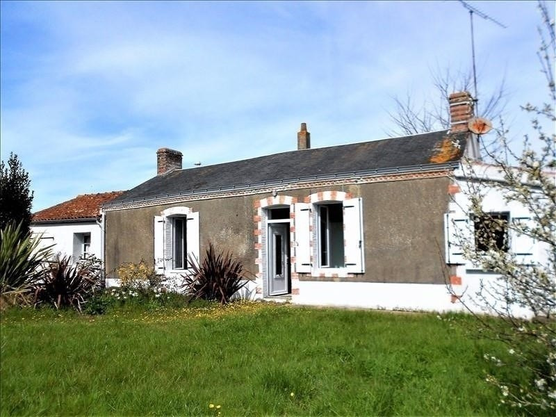 Vente maison / villa St jean de monts 125 000€ - Photo 1