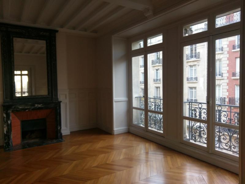 Rental apartment Paris 16ème 5410€ CC - Picture 1