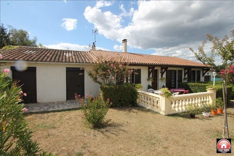 Sale house / villa St germain et mons 175000€ - Picture 1