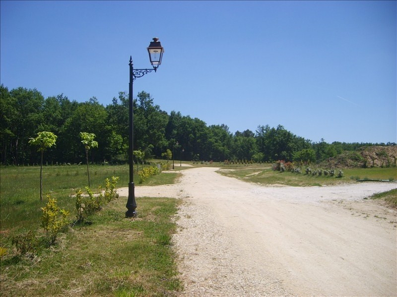 Sale site Montpeyroux 24540€ - Picture 1