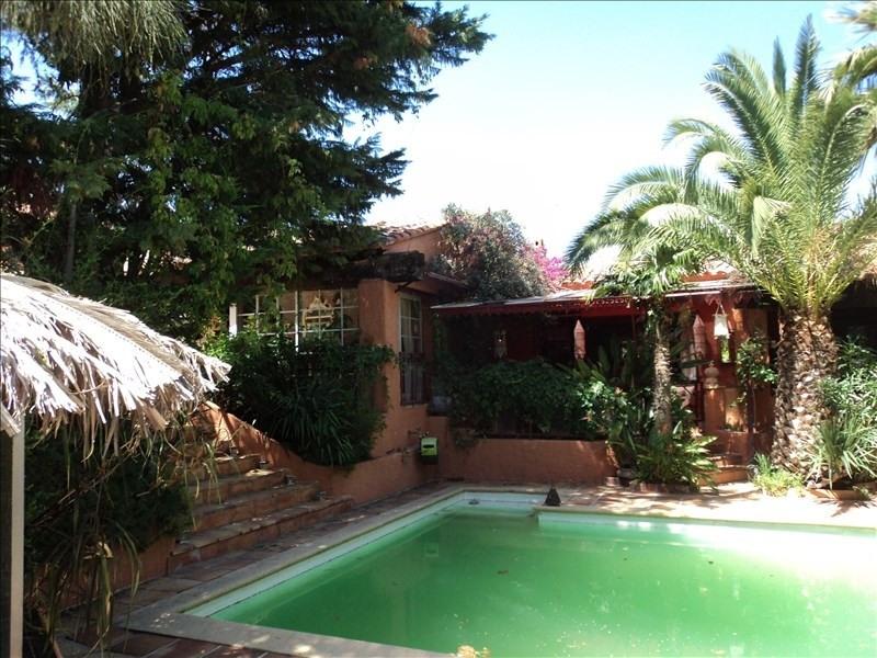 Verkoop van prestige  huis La cadiere d azur 1480000€ - Foto 2