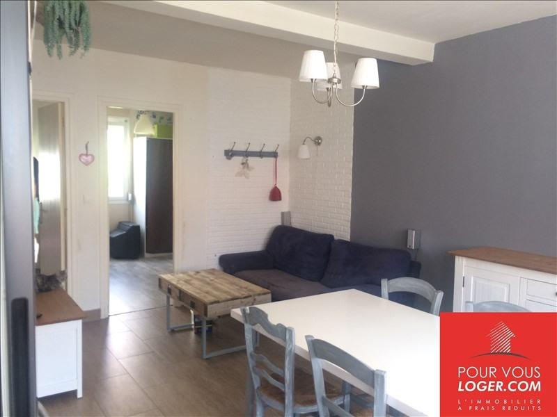 Rental apartment Boulogne sur mer 505€ CC - Picture 1