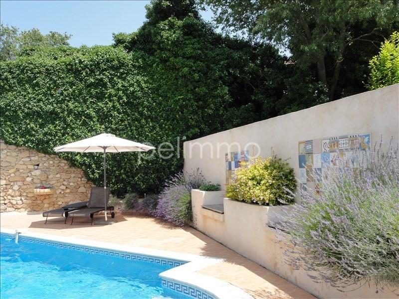 Deluxe sale house / villa Rognes 845000€ - Picture 1