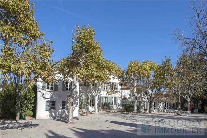 Vente de prestige maison / villa Allauch 850000€ - Photo 1