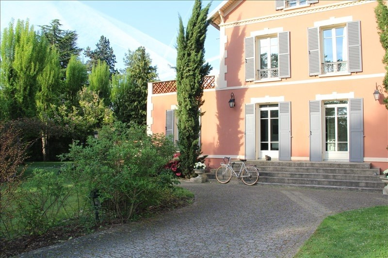 Rental house / villa Maisons-laffitte 4 700€ CC - Picture 2