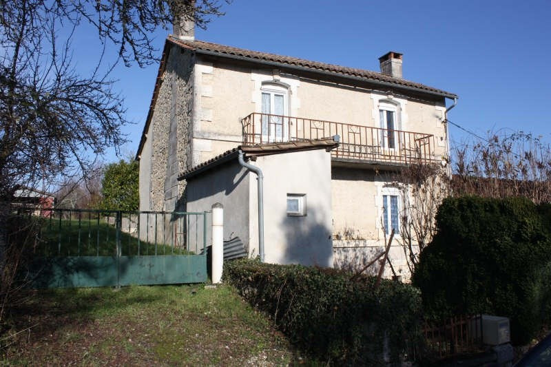 Vente maison / villa St pardoux la riviere 138900€ - Photo 2