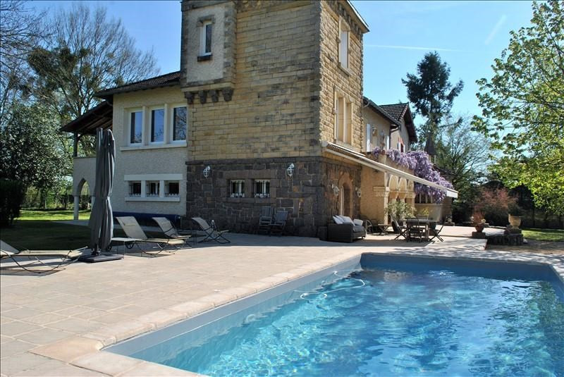 Vente de prestige maison / villa Briennon 490 000€ - Photo 4