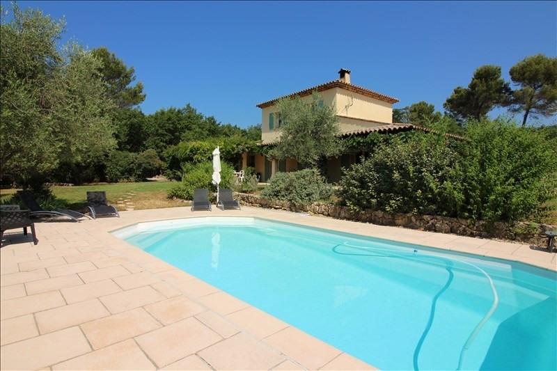Vente de prestige maison / villa Saint cezaire sur siagne 572000€ - Photo 2