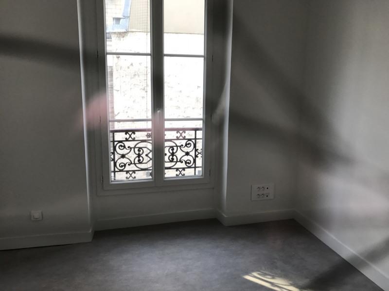 Rental apartment Paris 18ème 780€ CC - Picture 2