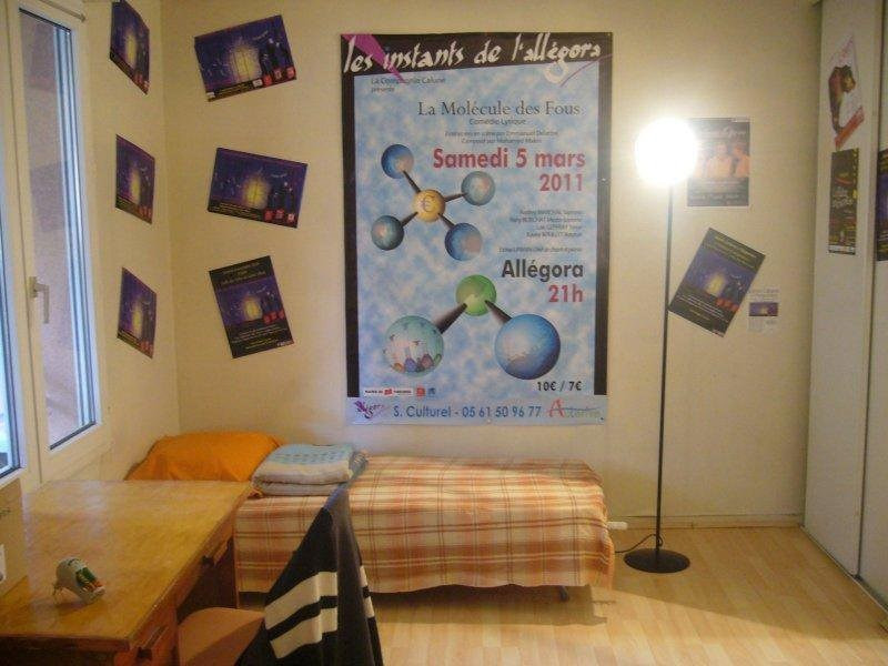 Location appartement Toulouse 409€ CC - Photo 4