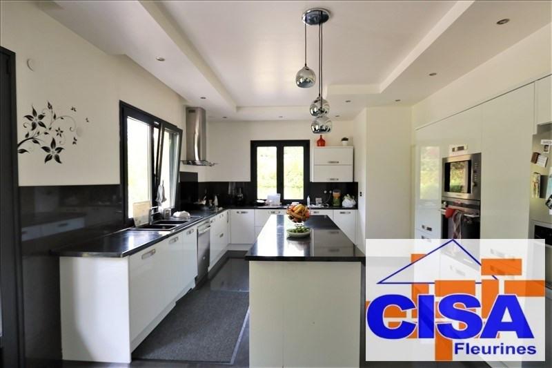 Vente de prestige maison / villa Lamorlaye 830000€ - Photo 4