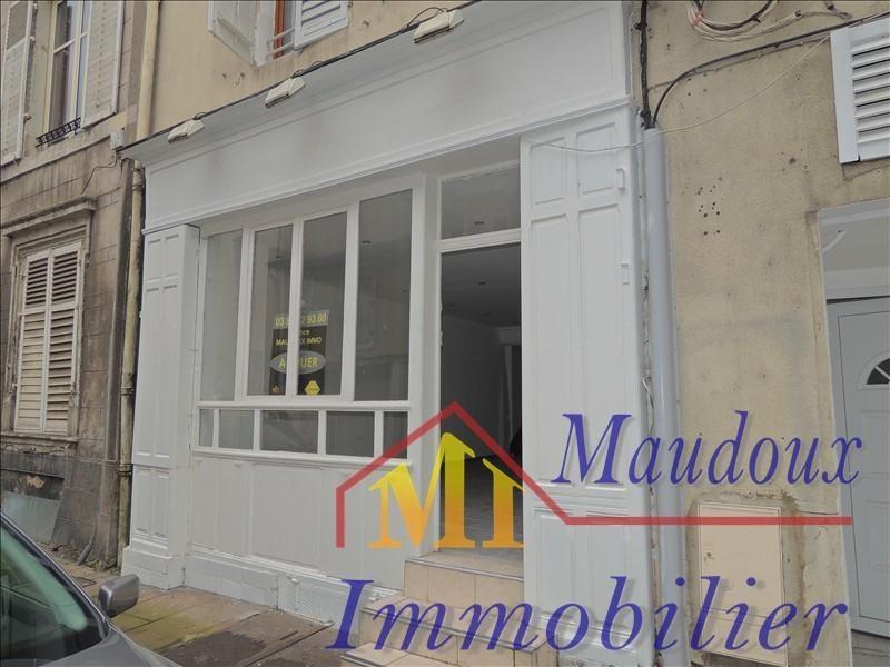 Location boutique Pont a mousson 650€ HT/HC - Photo 1