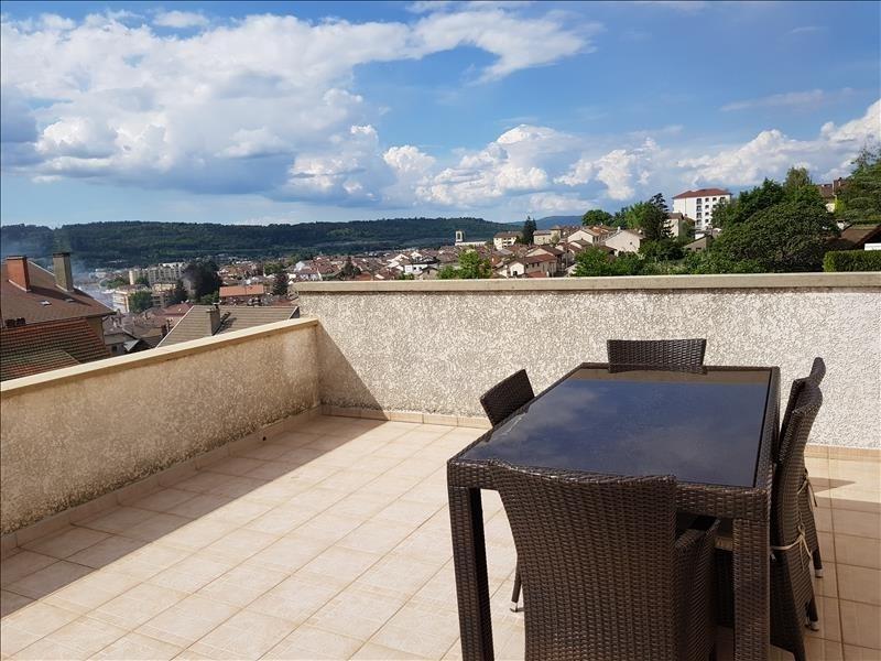 Sale house / villa Oyonnax 257000€ - Picture 2