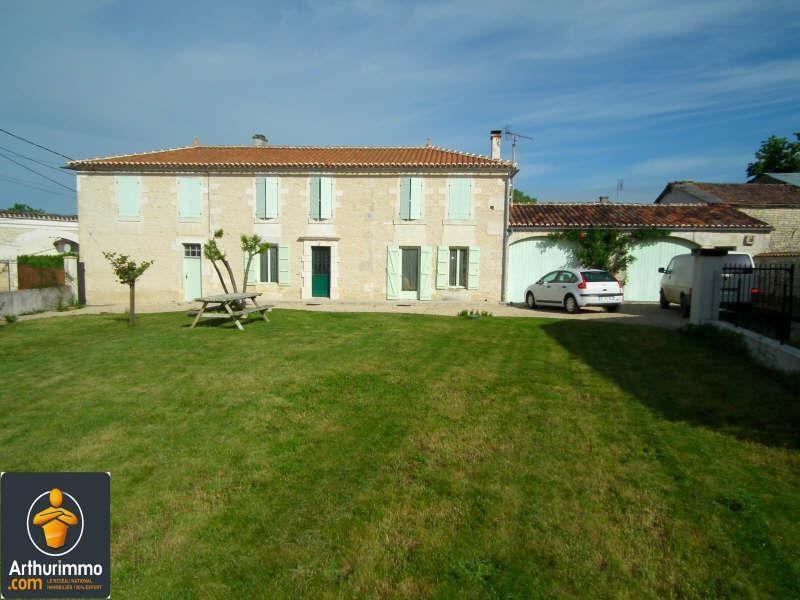 Sale house / villa Matha 181000€ - Picture 2