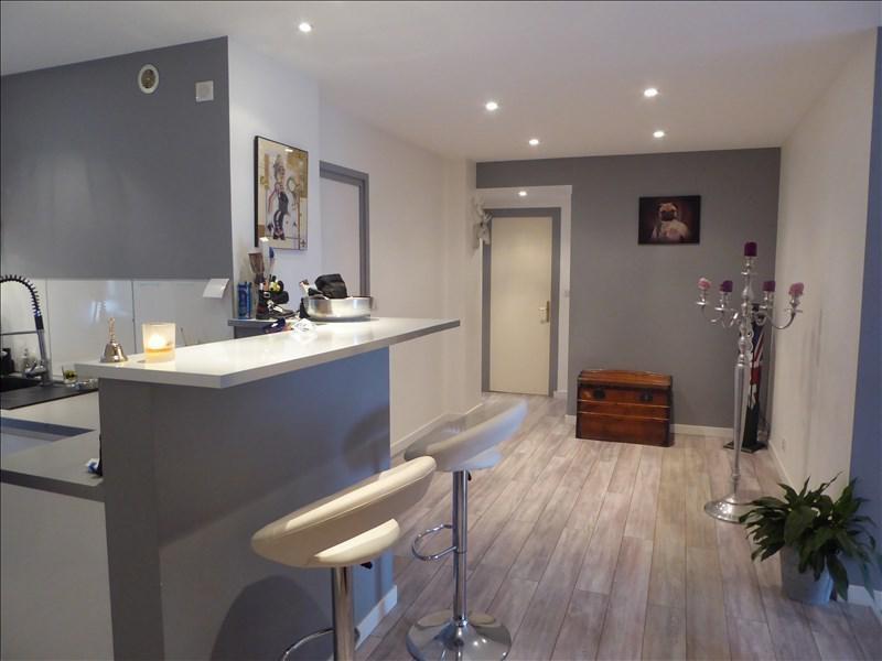 Sale apartment Villeurbanne 302000€ - Picture 2