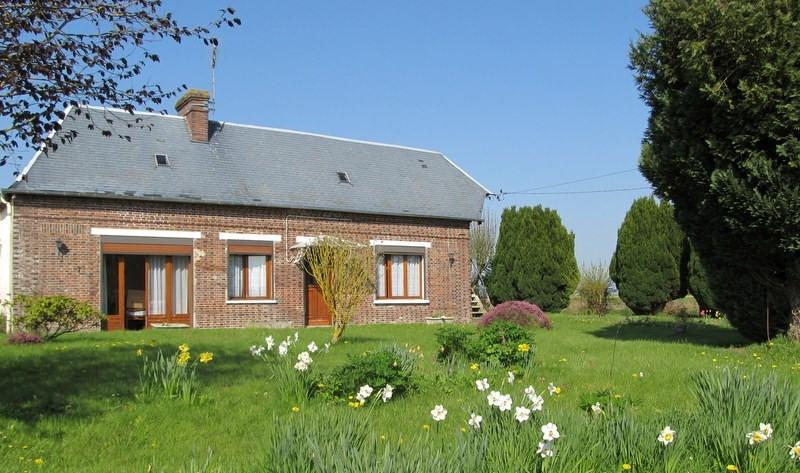 Vente maison / villa Conches en ouche 128000€ - Photo 1