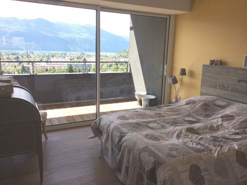 Deluxe sale apartment Aix les bains 795000€ - Picture 13