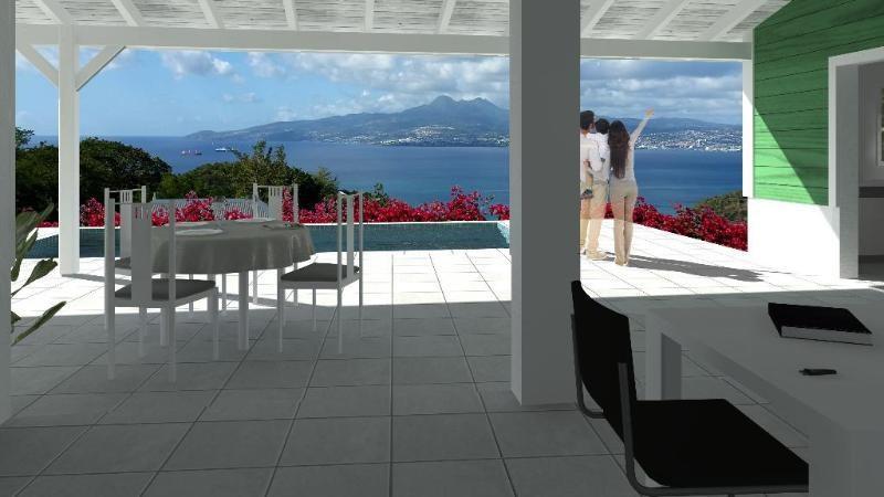 Vente maison / villa Trois ilets 447200€ - Photo 4