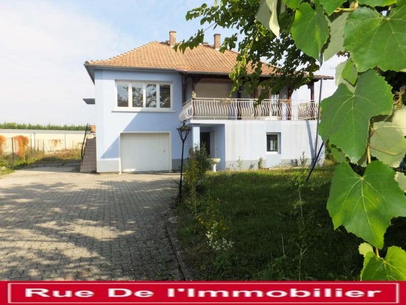 Sale house / villa Reichshoffen 190000€ - Picture 1