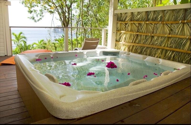 Deluxe sale house / villa Deshaies 895000€ - Picture 8